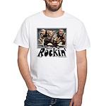 Still Rockin' White T-Shirt