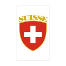 Suisse Decal