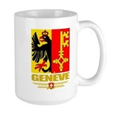 Geneve/Geneva Ceramic Mugs