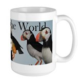 Puffins of the World Coffee Mug