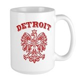 Detroit Polish Coffee Mug