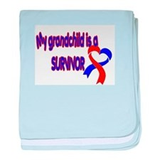 grandchild_CHD_Survivor baby blanket
