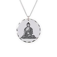 Meditating Buddha Necklace