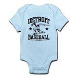 Detroit Baseball Infant Bodysuit
