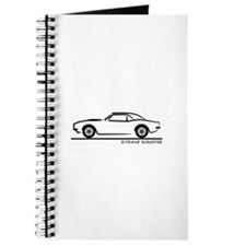 1967, 1968, 1969 Camaro Journal
