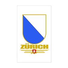 Zurich Decal