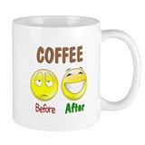 Coffee Humor Small Mugs