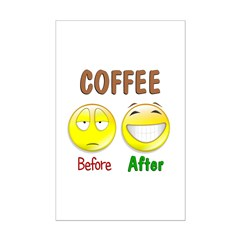 Coffee Humor Posters