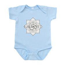 Namaste Om Infant Bodysuit