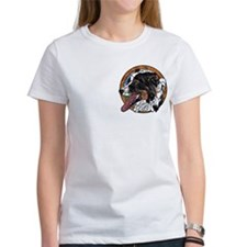 Tug's Women's T-shirt, pocket area