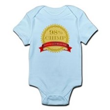 98% Chimp Naturally Selected Onesie