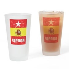 SPAIN WORLD CUP 2010 Drinking Glass