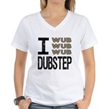 I Wub Dubstep Brown Shirt