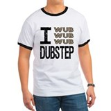 I Wub Dubstep Brown T