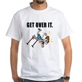 """Get Over It"" Men's T-Shirt"