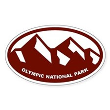 Olympic Natl Park Decal