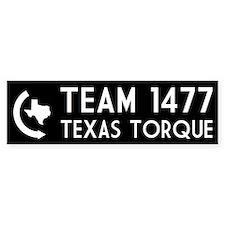 Texas Torque Bumper Bumper Sticker