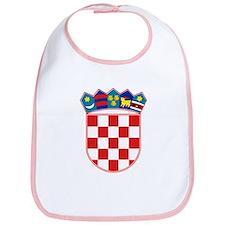 Croatia Roundel 1991 Bib