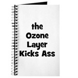 the Ozone Layer Kicks Ass Journal