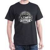 Olympic Ansel Adams T-Shirt