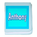 Anthony Baby Blanket