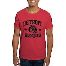 Detroit Boxing T-Shirt