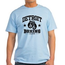 Detroit Boxing T-Shirt