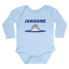 Jawsome Long Sleeve Infant Bodysuit
