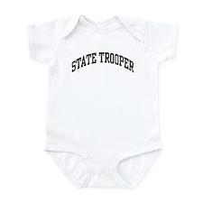 State Trooper Infant Bodysuit