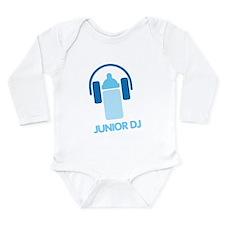 Junior Dj - Icon - Long Sleeve Infant Bodysuit