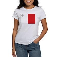 Malta Flag Tee