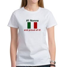 #1 Nonna (Grandmother) Tee