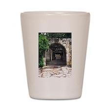 Alamo Walk Shot Glass