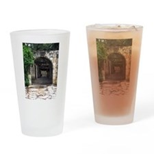 Alamo Walk Drinking Glass