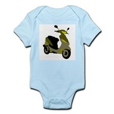 Scooter Infant Bodysuit