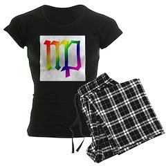 Virgo Women's Dark Pajamas