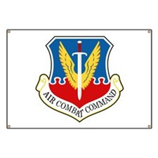 Air Combat Command Banner