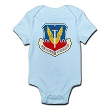 Air Combat Command Infant Bodysuit