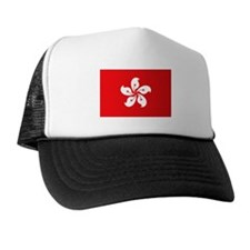 Hong Kong Flag Trucker Hat