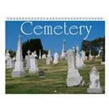 Cemetery Wall Calendar