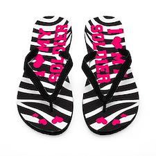 I love my Soldier (pink) Flip Flops