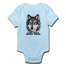 ONE-MAN WOLF PACK Infant Bodysuit