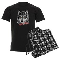ONE-MAN WOLF PACK Pajamas