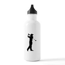 Cute Off course Water Bottle