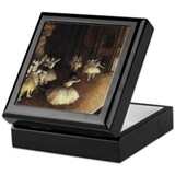 Edgar Degas Keepsake Box