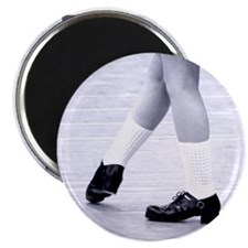 Ready & Now Go Irish Dance Magnet