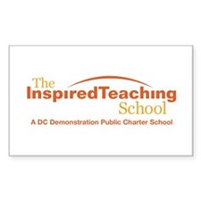 Inspired Teaching School Decal