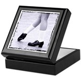 Ready &amp; Now Go Irish Dance Keepsake Box
