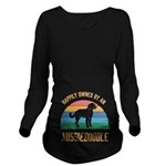 Sunday Dispatch Long Sleeve Dark T-Shirt