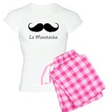 Le Moustache.  Pyjamas